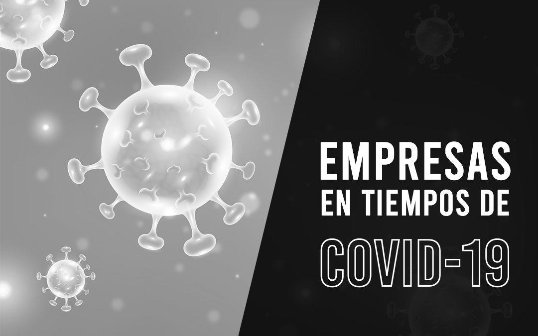 ¿Qué están haciendo las empresas que tienen éxito en tiempos de COVID-19?